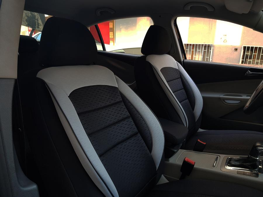 Sitzbezug B unterfüttert schwarz für Tesla Model 3 Stufenheck Limousine 4-türer