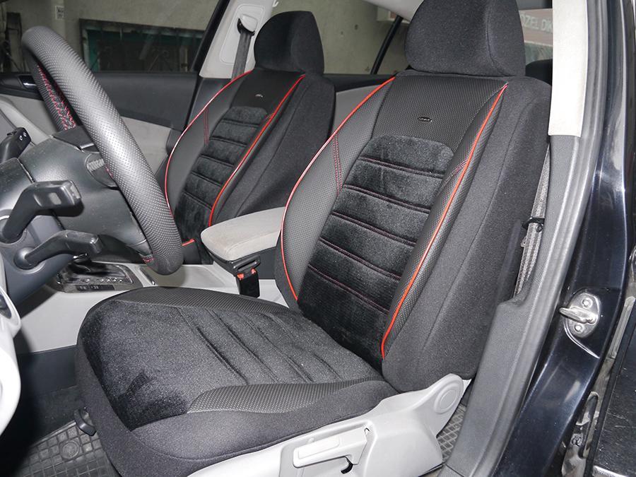 Mazda CX-5 ab 03//2012-04//2017 Sitzbezug Autoschonbezug Carbon weinrot