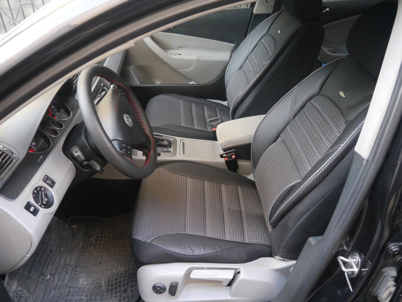 Pair BMW 6 Series Gran Coupe H Duty Black Waterproof Seat Cover Protectors