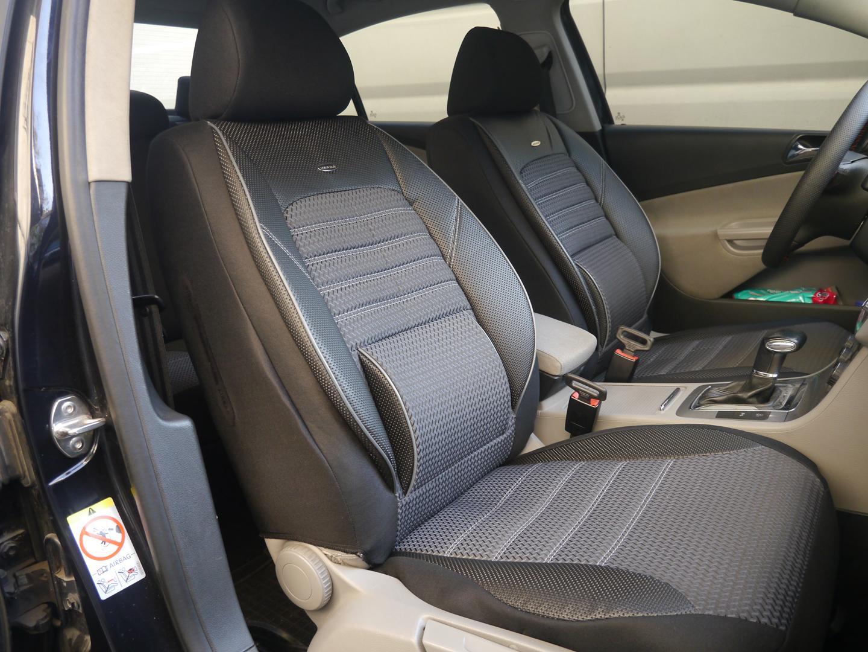 Car Seat Covers Protectors For Citroën Berlingo Van No1