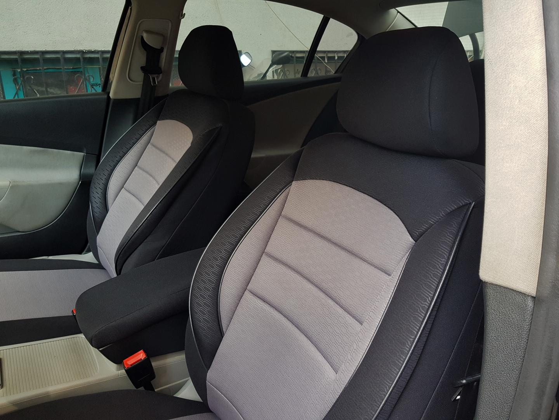 Sitzbezüge Sitzbezug Schonbezüge für Seat Ibiza Vordersitze Elegance P1