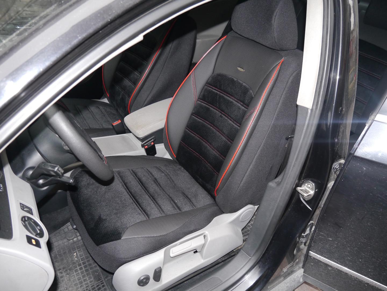 Sitzbezüge Schonbezüge Autositzbezüge für Lancia Musa No4
