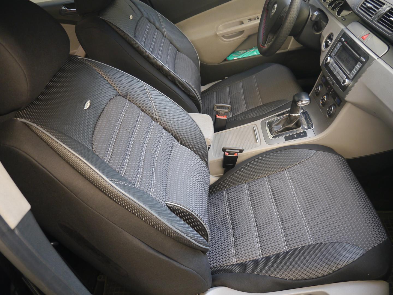 Car seat covers protectors for Vauxhall Corsa D No1A