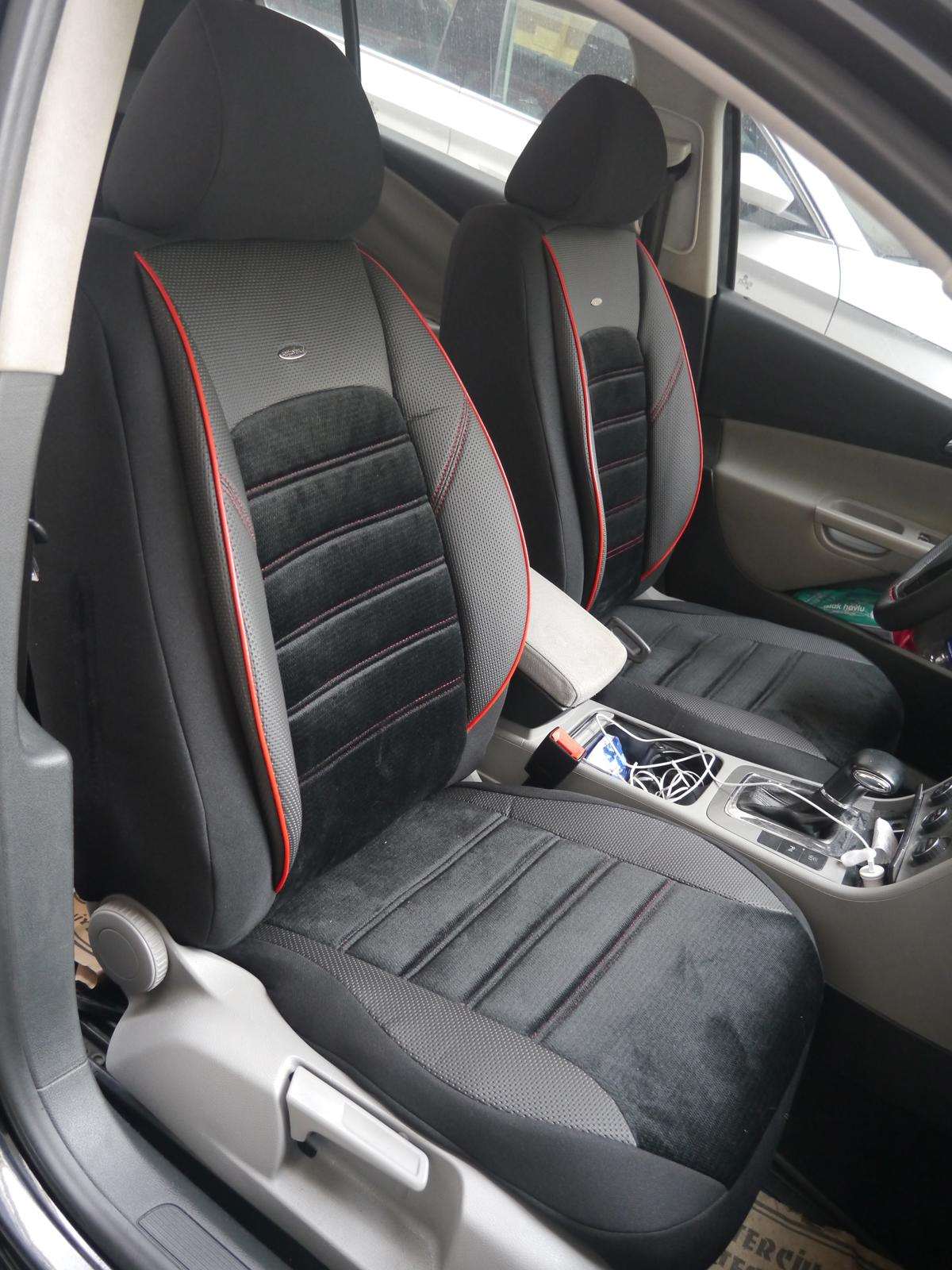 Car seat covers protectors for Peugeot 206 SW No4