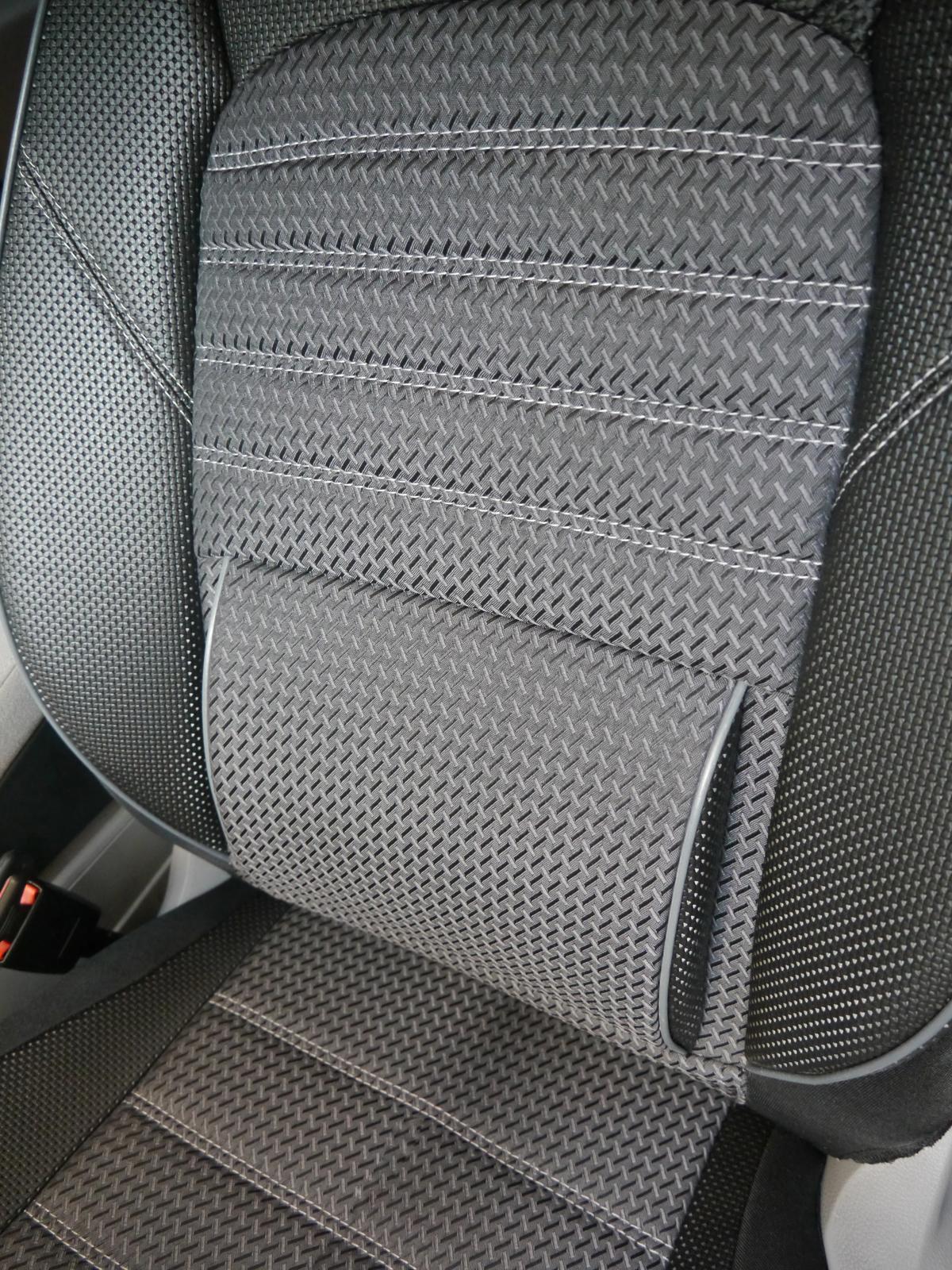 sitzbez ge schonbez ge autositzbez ge f r vw caddy ii. Black Bedroom Furniture Sets. Home Design Ideas