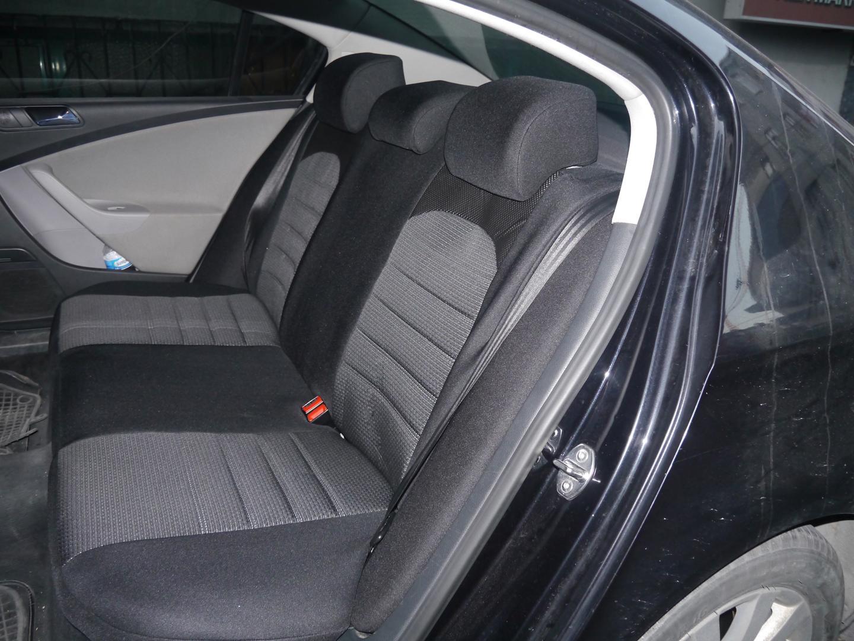 Housses de siège protecteur pour VW Passat Combi (B7) No3