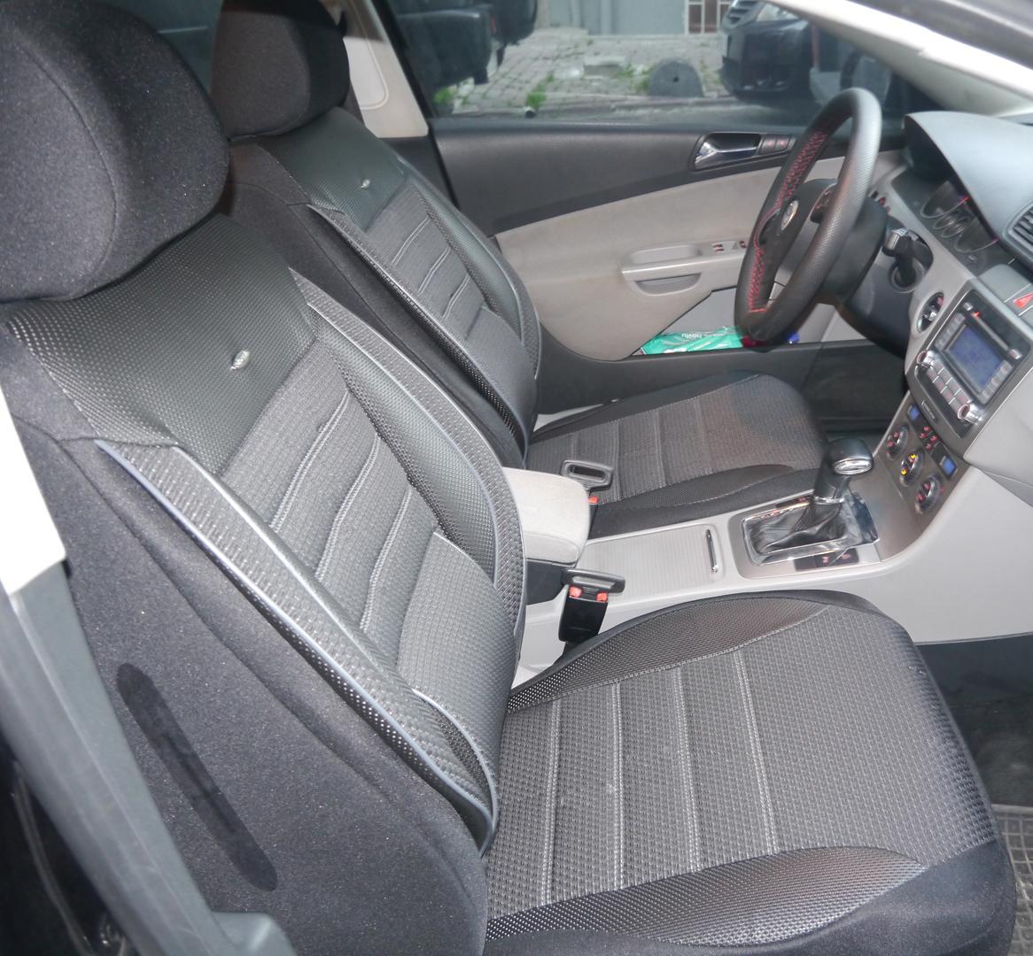 Sitzbezüge Schonbezüge Autositzbezüge für VW Passat (B7) No3