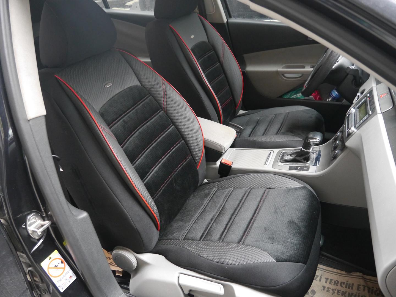 Housses de siège protecteur pour VW Passat (B7) No4