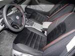 Sitzbezüge Schonbezüge Autositzbezüge für Toyota Avensis Liftback No4